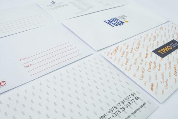 конверты 110х220 (DL)